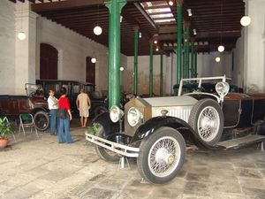Automobile Museum, Old Havana