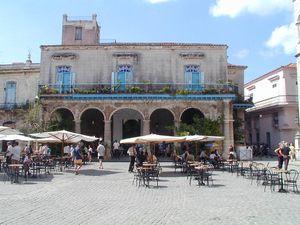 Le Palace des Marquis de Aguas Claras, Vieille Havane