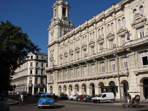 Parc Central, Centre Havane