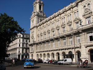 Parque Centra, Centro Habana