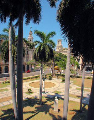 Fraternidad Park, Havana