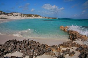 Playa Blanca, Cayo Santa María
