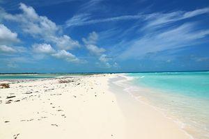 Playa Paraíso, Cayo Largo