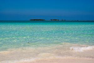 Playa en Callo Guillermo, Ciego de Avila, Cuba