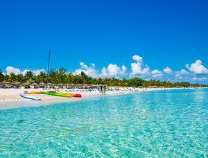 Playa de Varadero, Cuba
