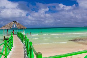 Beaches in Cayo Coco