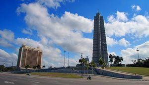 Plaza de la Revolución Square, Havana