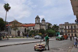 Plaza del Cristo Square, Old Havana
