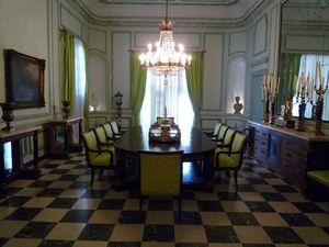 Salón at the Museo Napoleónico