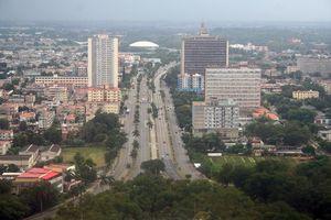 Vedado, La Havane