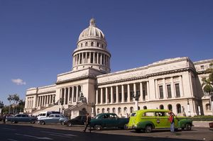 Viaje a Cuba, Capitolio