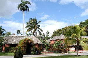 Villa La Carita, Cubanacán