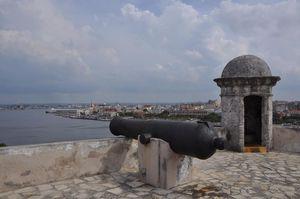 Forteresse de San Carlos de la Cabaña, La Havane