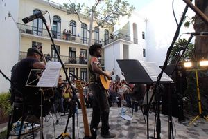 Centre Culturel Pablo de la Torriente Brau, Havane