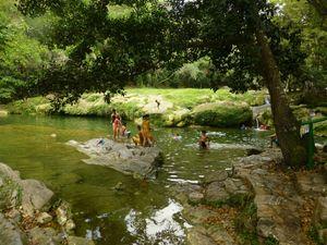 San Juan Baths, Artemisa