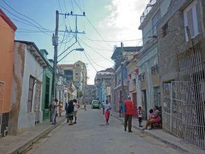Barrio del Tívoli, Santiago de Cuba