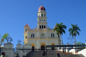 Basílica de Nuestra Señora del Cobre, Cuba