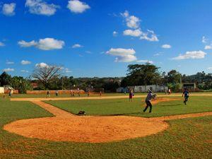 Бейсбол Куба
