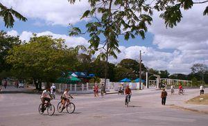 Bikes in Cuba
