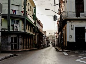Calles de Matanzas, Cuba
