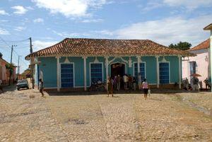 Casa de la Trova de Trinidad