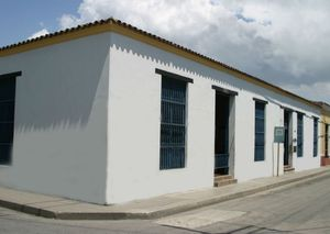 Maison Natale de Calixto García, Holguín