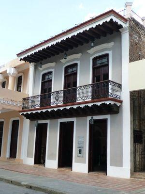 Casa Natal de Carlos Manuel de Céspedes