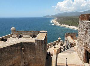 Château de San Pedro de la Roca del Morro, Santiago de Cuba