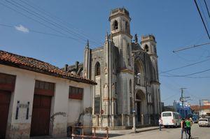 La Cathédrale de Santa Clara