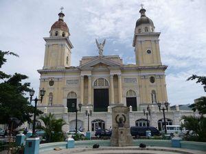 Cathédrale de Santiago de Cuba