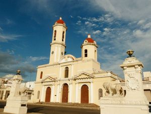 Cathedral of Cienfuegos