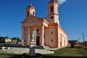 San Rosendo Cathedral