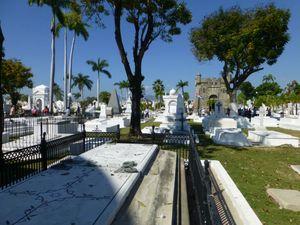 Cemetery of Santa Ifigenia, Santiago de Cuba