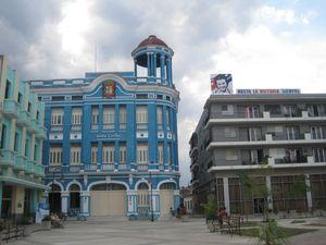 Centro Convenciones, Sancti Spíritus
