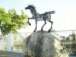 Ciudad de las Esculturas, Las Tunas