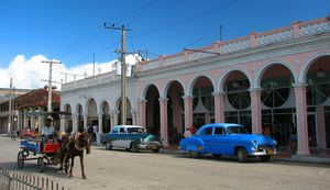 Horse Carriages in Cuba