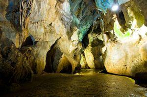 La Grotte de El Indio