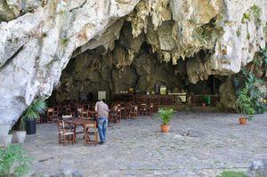 Grotta di San Miguel