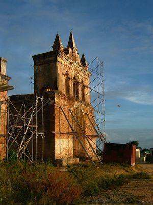 Ermitage de Nuestra Señora de la Candelaria de la Popa, Trinidad