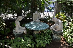 Teresa de Calcuta Garden