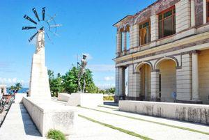 Estatua Quijote, Puerto Padre
