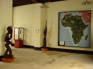 Le Musée Maison de l'Afrique, Havane