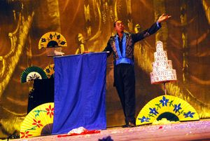 Международный Фестиваль Магии Анфора