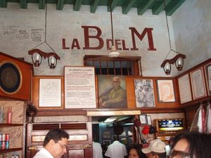 La Bodeguita del Medio Restaurant in Havana