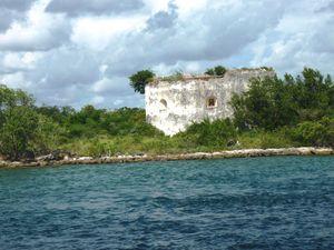San Hilario Fort, Cayo Sabinal Cay