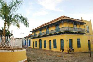 Galería de Arte Universal Benito Ortiz, Trinidad