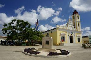 Iglesia Parroquial Nuestra Señora de la Caridad, Trinidad