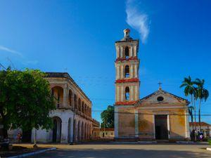 Iglesia de Nuestra Señora del Buen Viaje Church