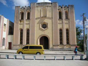 Iglesia de Nuestra Señora de la Caridad Church