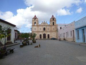Iglesia de Nuestra Señora del Carmen Church, Camagüey